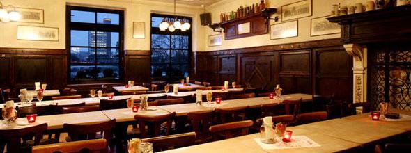Haxenhaus Saalkammer im Obergeschoss