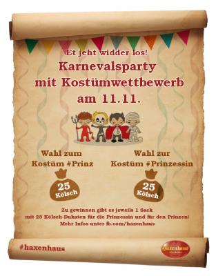 karneval 11 11 2