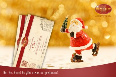 HH gewinnspiel weihnachten 2015 gutschein