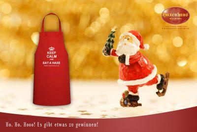 HH gewinnspiel weihnachten 2015 kochschueze