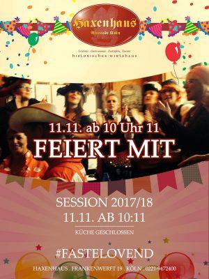haxenhaus karneval 11 11