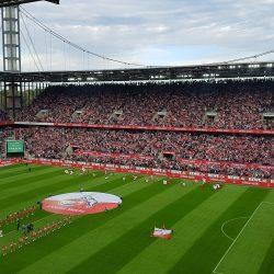 1. FC Köln Fußball Stadion