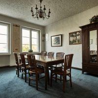 Raum für private Essen