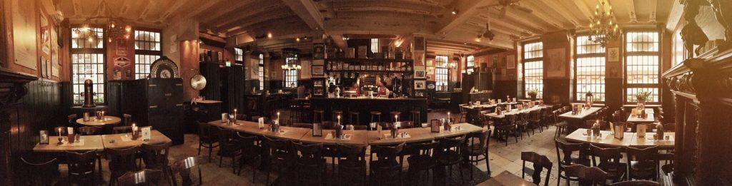 Panorama Bild Restaurant