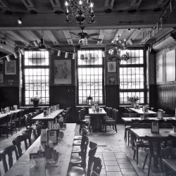 Atmosphäre im Restaurantsaal