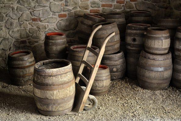 Bierfässer Pittermännchen Kölsch