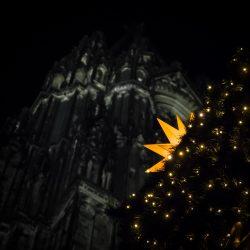 Fröhliche Weihnachten Köln